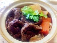 川味紅燒牛肉麵