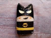 蝙蝠俠飯糰