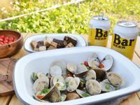 簡單快速單鍋料理-啤酒蒸蛤蜊