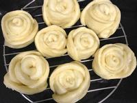 地瓜花型饅頭