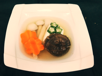 香菇豆腐煲清湯
