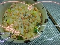 【低蛋白】鮭魚炊真粒米飯(p-7.5)