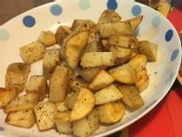炒馬鈴薯塊