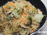 [一鍋到底]台灣道地傳統美食-炒米粉