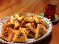土式芝麻鹹酥餅