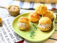 鹹味乳酪泡芙 鮪魚醬