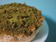 抹茶口味提拉米蘇(無使用鮮奶油)