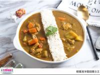 韓國雙醬咖哩飯(鴛鴦咖哩飯)