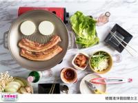 韓式烤肉之咖哩醬醃豬五花