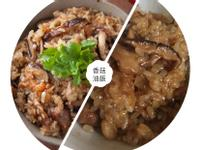 電鍋料理-香菇油飯