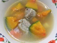 金瓜排骨湯