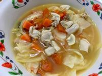 番茄蔬菜雞湯