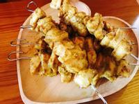 濃郁香氣:南洋咖喱花生醬嫩雞胸塊