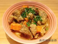 【燉肉料理】芋頭燉肉