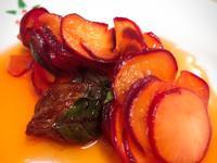 紫蘇梅漬櫻桃蘿蔔
