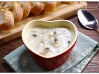 馬鈴薯蘑菇濃湯