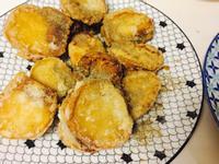 [炸物]香酥炸杏包菇