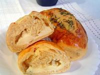 辣味洋蔥乳酪麵包(統一麥典實作工坊麵粉)