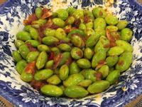 參巴醬炒臭豆(馬來西亞風味)