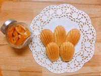 糖漬橙皮瑪德蓮