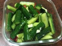 涼拌小黃瓜-夏日涼拌菜