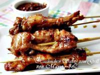 泰國 沙嗲雞肉(Satay)