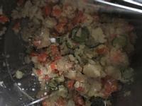 無沙拉醬 馬鈴薯沙拉-減肥餐