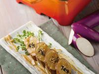 【摩堤_鑄鐵鍋料理】日式味噌茄子