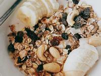 元氣香蕉優格燕麥早餐總匯