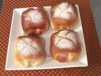 牛奶麵包卷