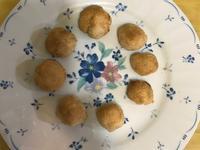 做豆漿剩下的黃豆渣變身「蜂蜜黃豆糕餅」