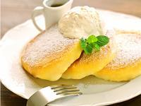 【Tomiz小食堂】超綿密舒芙蕾厚鬆餅