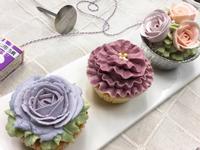 【Tomiz小食堂】母親節玫瑰杯子蛋糕