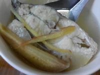 西瓜綿鱸魚湯