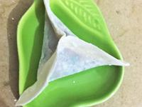 ♥ 香菜牛肉水餃(三角包法)