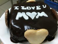 💝母親節蛋糕-甘納許鏡面蛋糕🍰