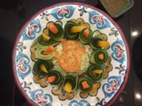 小黃瓜油醋沙拉