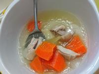 洋蔥紅蘿蔔湯