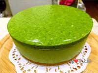 紅豆藏心抹茶乳酪蛋糕(6吋、免烤箱)