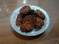 巧克力奶酥餅乾(無可可粉)