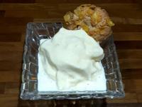 兩種材料就可以做的超簡單芒果冰淇淋
