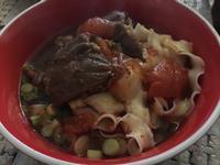 紅燒牛肉湯