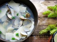 [竹筍蚵蠣湯]簡易家常菜