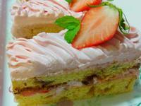 用電子鍋做草莓蛋糕
