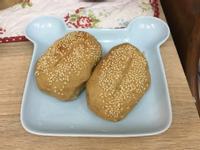 健康豆渣地瓜麵包