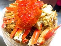 松葉蟹米糕