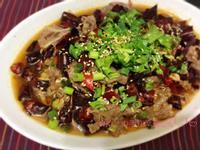 🌶川味水煮牛肉-簡易版