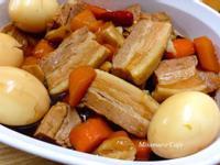 日式紅蘿蔔燉肉(減脂少油法)