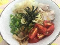 10分鐘完成夏季料理【芝麻和風涼麵】