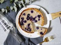 藍莓優格布蕾派